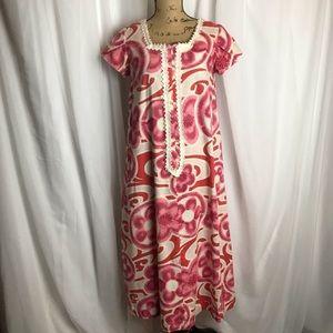 Vintage Sears Hawaiian Dress
